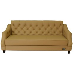 Half Leather Sofa